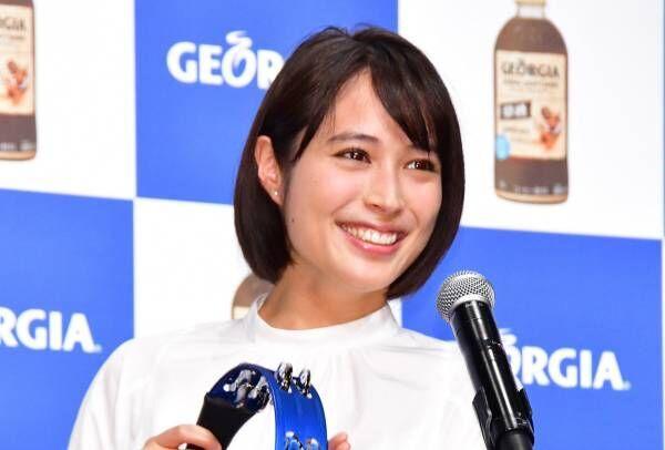 広瀬アリス、ずん飯尾らとユニットを組んで生歌を披露「過去イチで緊張した」