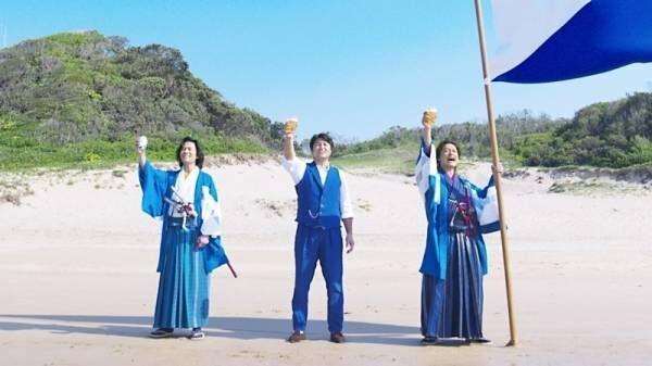 稲垣吾郎&香取慎吾、高橋由伸と共演「球界のスター」「まさか共演できるとは」