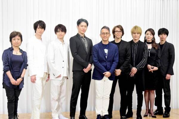 宮本亜門、癌宣告後にオファー承諾 『イノサンmusicale』キャスト陣と意気込み