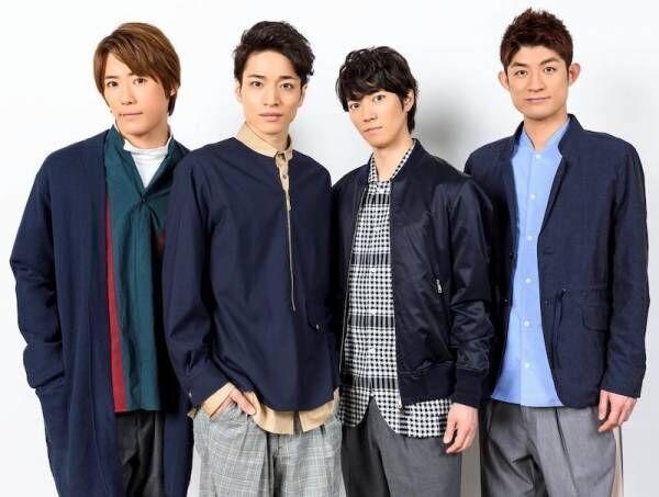 ふぉ〜ゆ〜、ジャニーズ初LINEアカウント開設! LINE LIVEも実施