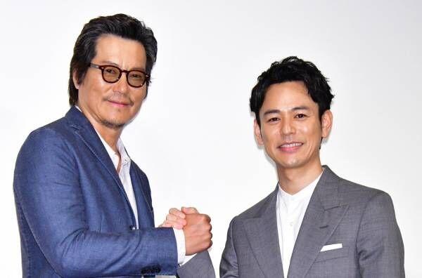 妻夫木聡、5年ぶりに共演した豊川悦司は「お兄ちゃんのような存在」