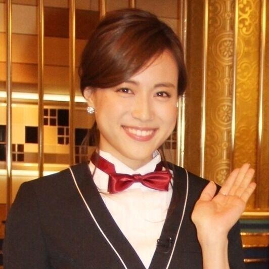 笹川友里アナが第1子出産「ママ頑張ります」 夫・太田雄貴氏との3shot公開