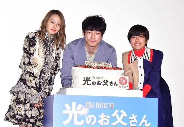 坂口健太郎、山本舞香から「ドロドロ系で」という共演提案に賛同