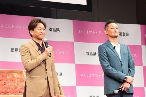 城島茂&松岡昌宏、笑顔が「アイドルの使命」ジャニーさん家族葬も明るく