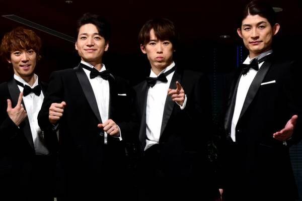 ふぉ〜ゆ〜、LINE番組決定でKinKi Kids出演希望! 野望は「東京ドーム」