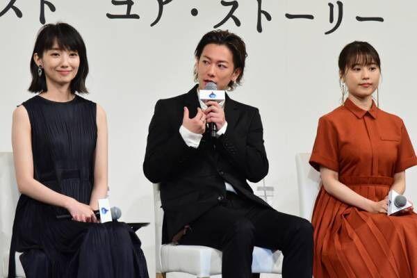 佐藤健、ビアンカとフローラに挟まれ「話しづらい…」 映画版は両派満足?