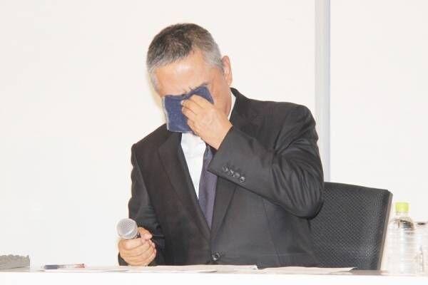 吉本・岡本社長、さんま&松本の言葉に涙「思いを受け止められる組織を…」