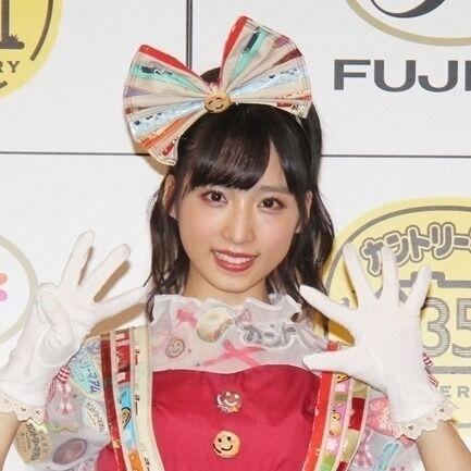 AKB48小栗有以、大きなリボンがキュート! 世界に1つのドレスで魅了