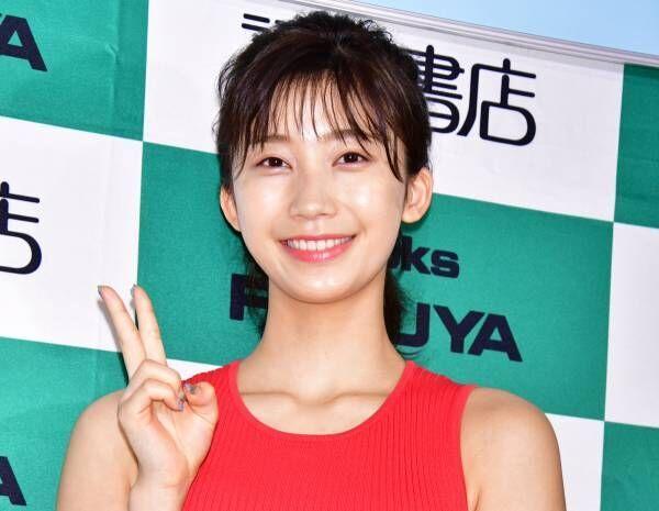 小倉優香、仕事は選ぶ「女の子をビキニにすればいいと思っている人がいる」