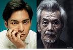 柳楽優弥が青年期、田中泯が老年期の葛飾北斎に! 映画『HOKUSAI』公開