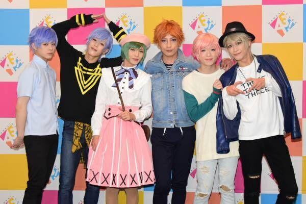 陳内将ら、『A3!』夏組単独公演開幕で「バトンつなぎたい」