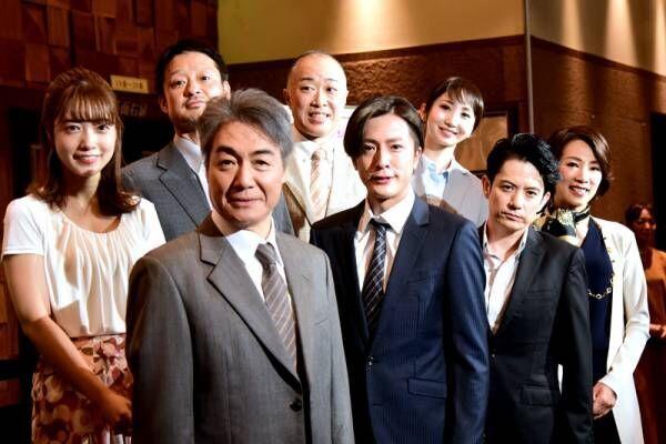"""佐藤アツヒロ、ジャニー喜多川さんの""""楽屋のれん""""使用で「すごい」"""