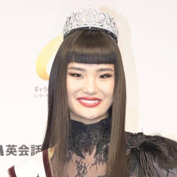 13キロ減量で栄冠!「ミス・ユニバース」日本代表は大学生・加茂あこさん