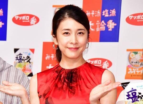 竹内結子、チョコプラと中川翔子の論争に仲裁できず「皆さんがジャッジして」