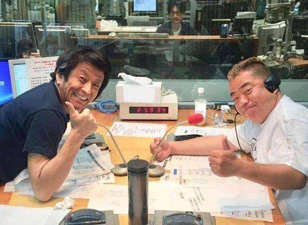堀内健&出川哲朗、恒例の『オールナイトニッポン』今年も放送決定