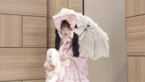 弘中綾香アナ、人生初のロリータ姿を披露「目覚めちゃうかも」