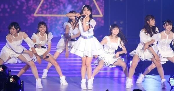 NMB48が関コレ出演! 10周年で京セラドーム凱旋誓う「パワーアップして」