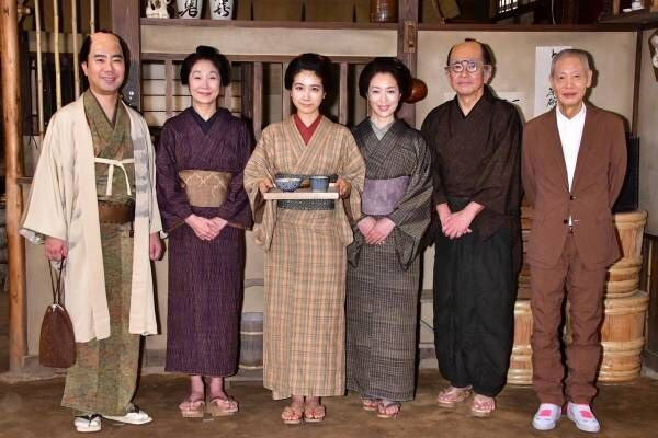 角川春樹監督、10年ぶり映画『みをつくし料理帖』は「松本穂香の代表作になる」