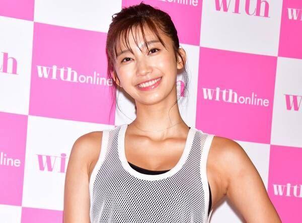 小倉優香、南米モデルの下乳出しに憧れるも「私がやると下品で男性向けに」