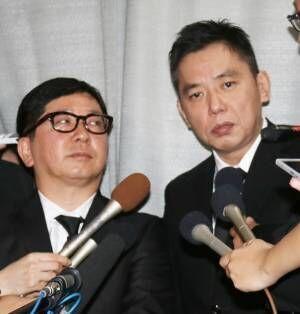 爆問・太田、ジャニーさんお別れの会「タッキーが裏で支えているのかな」