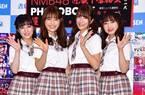 NMB48の小嶋花梨、相次ぐメンバー卒業も「パワーアップしていけたら」と意欲