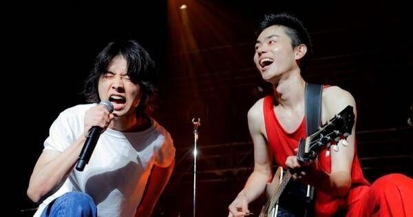 菅田将暉ツアーファイナルに山崎賢人が登場! 「さよならエレジー」熱唱