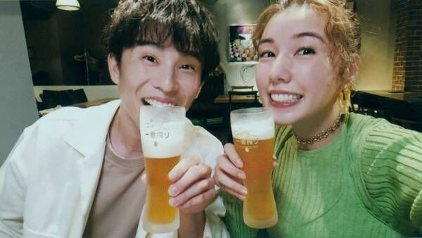 中尾明慶&仲里依紗夫妻がCM初共演「不思議な感じでした」