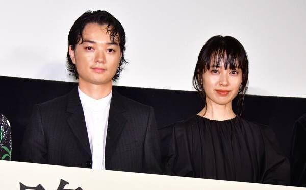 戸田恵梨香、染谷将太は「変な人」「一緒にやりたいと思って」