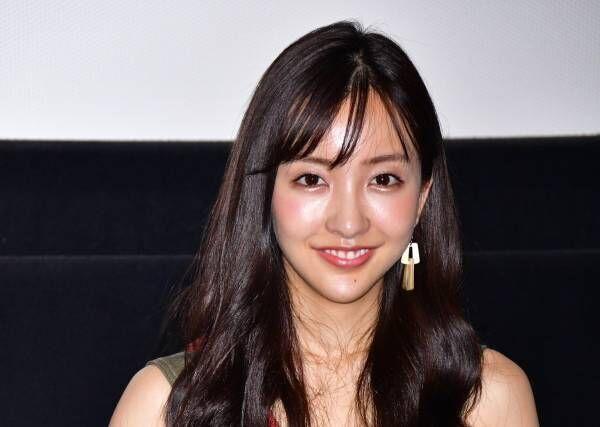 板野友美、横浜の映画館の思い出「好きな人と来たことがある」