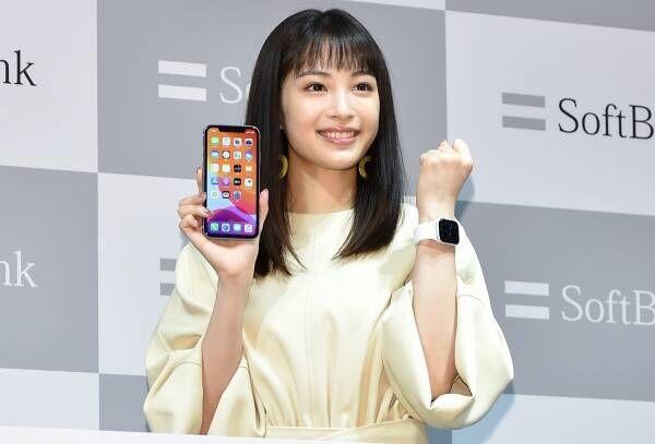 【動画】広瀬すず、最新iPhoneの印象を語る「持っているだけでオシャレ」