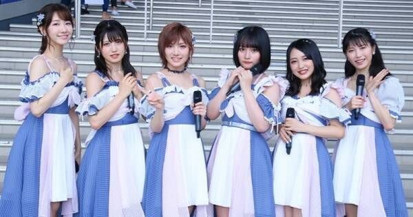 AKB48向井地美音、総選挙なしに寂しさも「一つになれる夏だった」