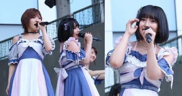 AKB48新センター矢作萌夏の実力を岡田奈々絶賛「引っ張ってくれる存在に」