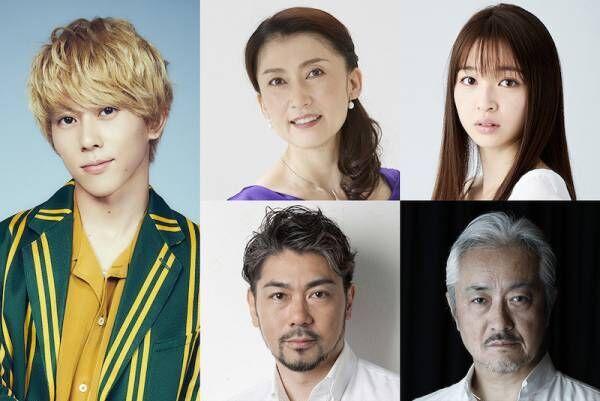 Aぇ! group・末澤誠也、舞台単独初主演に「喜びと感謝でいっぱい」