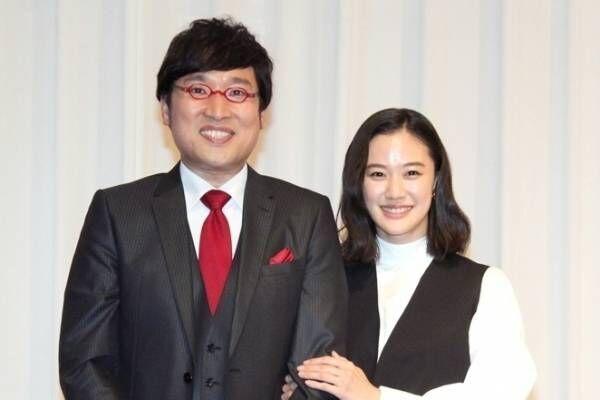 蒼井優、山里亮太とのエピソード披露「すごい嫉妬してました」