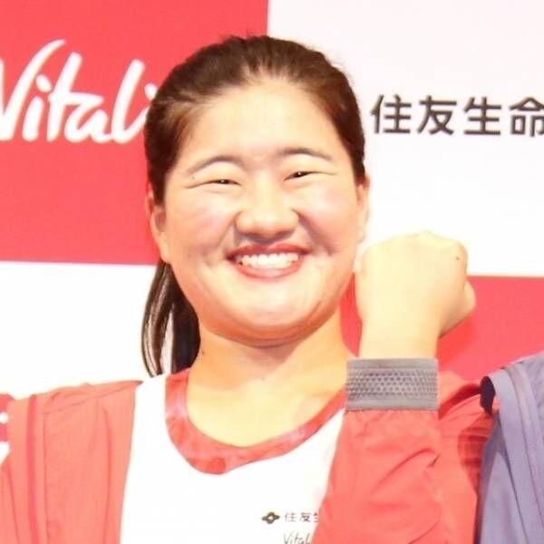 ガンバレルーヤよしこ、駅伝で6キロ減もリバウンド「8キロ戻った」