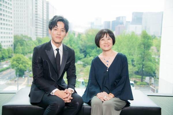 松坂桃李×恩田陸、受賞の流れが『蜜蜂と遠雷』に集結!? 映画化で初対談