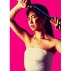 AKB48横山由依、初の男役でサラシ姿に「気持ちが高ぶりました!」