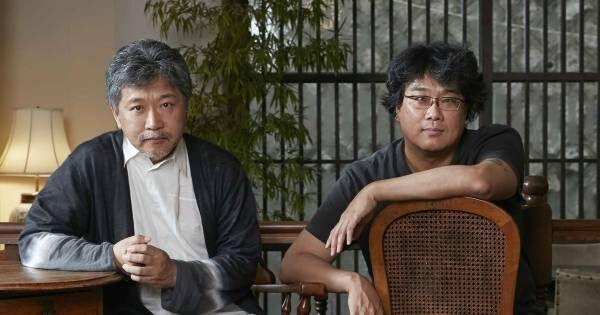 是枝裕和、広瀬すずは「きっと外国語もできる」ポン・ジュノも絶賛