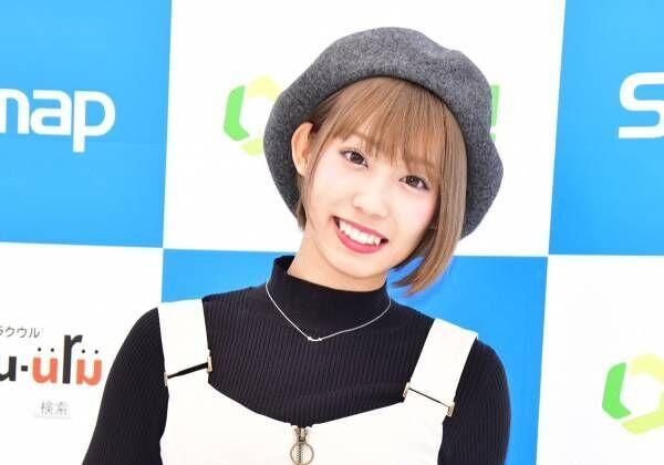 ミスFLASH2019の山岸奈津美「NMB48時代の自分を越えていきたい!」