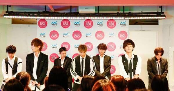 JOL原宿 presents 男性アイドルの原石たち 第3回 ONE DAY脱退のRYOMA、ファンとメンバーに感謝「幸せでした」(写真100枚)