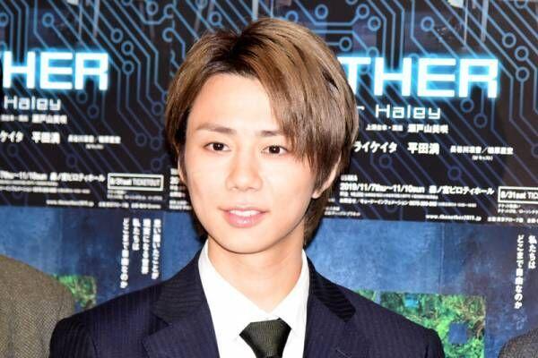 北山宏光、2年ぶり主演舞台が台風で一部延期も「なるべく早く判断」