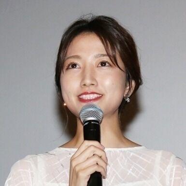 三田友梨佳アナ、映画イベントで司会! 是枝裕和監督の逆質問にも即対応