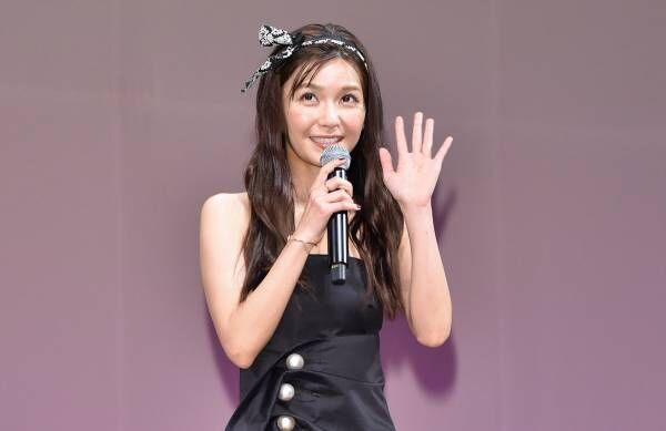 AAA宇野実彩子、14年ぶりに母校に 出会いがないと嘆く学生に「待ってちゃダメ」