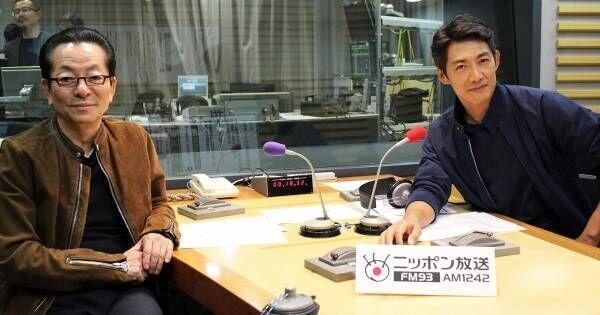 反町隆史、ラジオパーソナリティ初挑戦 - 水谷豊もゲスト出演