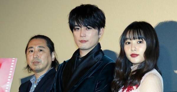 桜井日奈子、初の映画祭でド緊張! 間宮祥太朗のフォローに感謝