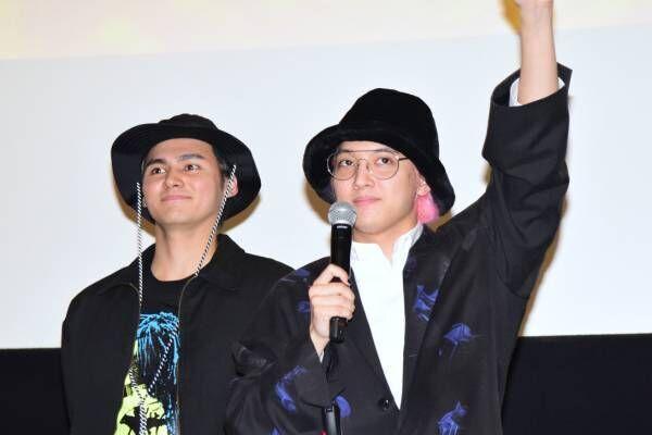 鈴木昂秀、『HiGH&LOW』撮影で誕生日ドッキリ! 龍は応援上映で「ICU〜!」