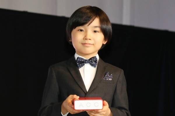 寺田心、大先輩とともに演技賞 「僕がいただいてもいいのかな?」と恐縮