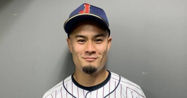 ラグビー日本代表・田村優、初始球式でストライク「100点です」