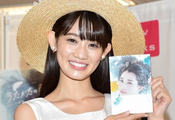 TEAM SHACHI秋本帆華、憧れの人魚姫になり感無量「20年の夢が叶った」