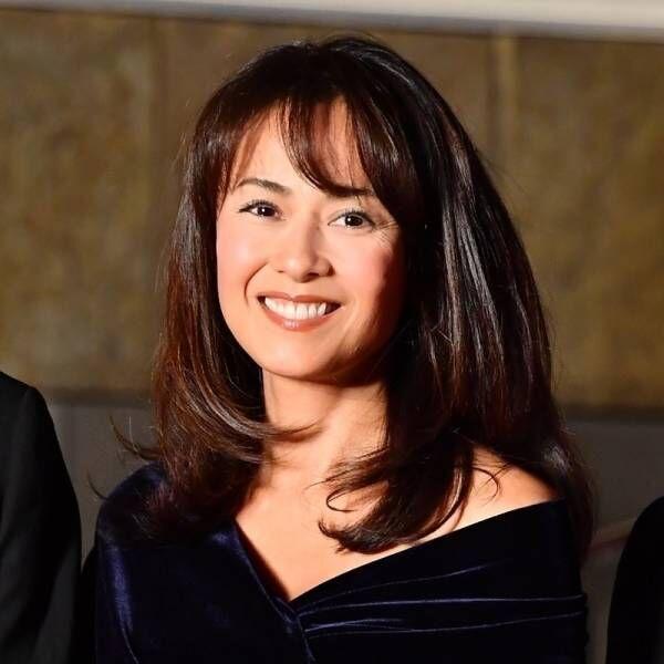 後藤久美子、変わらぬ美貌とスタイル マーメイドドレスで魅了